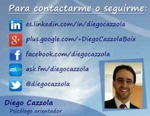 Contacto con Diego